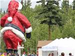 View larger image of White and red Christmas building at SANTA CLAUS HOUSE image #6