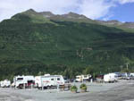 View larger image of More RV sites in front of green mountains at EAGLES REST RV PARK  CABINS image #11