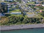 View larger image of An aerial view of the campsites at OCEAN SHORES RV PARK  RESORT image #2