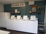 View larger image of Laundry room with washers and dryers at CLARKSVILLE RV PARK  CAMPGROUND image #7