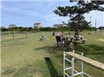 CAMP HATTERAS RV RESORT  CAMPGROUND at RODANTHE NC