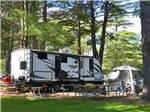 View larger image of Trailer and tent camping at LAKE GEORGE ESCAPE CAMPING RESORT image #6