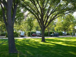 View larger image of Trailers camping at GORDON HOWE CAMPGROUND image #2