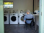 View larger image of Laundry room with washers and dryers at GORDON HOWE CAMPGROUND image #6