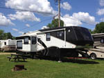 View larger image of Trailers and RVs camping at FOUR SEASONS FAMILY CAMPGROUND image #2