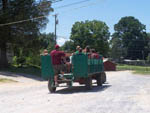 View larger image of Wagon ride at FOUR SEASONS FAMILY CAMPGROUND image #5