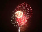 View larger image of Fire works on 4th of July at FOUR SEASONS FAMILY CAMPGROUND image #8