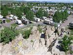 View larger image of Magnificent aerial view at DAKOTA RIDGE RV RESORT image #3