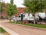 View larger image of Trailers and RVs camping at MOAB VALLEY RV RESORT image #5