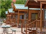 View larger image of Cabins with decks at MOAB VALLEY RV RESORT image #6