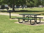 View larger image of Picnic tables at HOLLYWOOD CASINO RV PARK- GULF COAST image #3