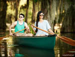 View larger image of Couple boating at LAFAYETTE CONVENTION  VISITORS COMMISSION image #3