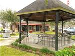 View larger image of Gazebo with BBQ in front of office at ALLSTAR RV RESORT image #5