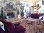 View larger image of Inside lodge at BOULDER CREEK RV RESORT image #4