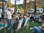 View larger image of People camping at PIONEER RV PARK image #9