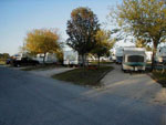 View larger image of Trailers camping at ALAMO FIESTA RV RESORT image #3