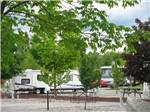 View larger image of Trailers and RVs camping at COEUR DALENE RV RESORT image #5