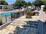 View larger image of Swimming pool at campgrounds at HI VALLEY RV PARK image #6