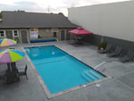 View larger image of Swimming pool at campgrounds at HERITAGE RV PARK image #3