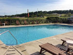 View larger image of Swimming pool at campgrounds at RIPPLIN WATERS CAMPGROUND  CABIN RENTAL image #10