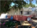 ENCHANTED TRAILS RV PARK  TRADING POST at ALBUQUERQUE NM