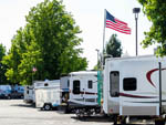 View larger image of Trailers camping at CAL EXPO RV PARK image #6