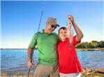 View larger image of Trailers camping at LOYD PARK CAMPING CABINS  LODGE image #3
