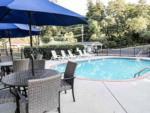View larger image of Colorful shuttle bus at CREEKSIDE RV PARK image #12