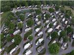 View larger image of Magnificent aerial view at BIG MEADOW FAMILY CAMPGROUND image #11