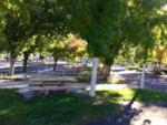 View larger image of Dining area at MOUNTAIN GATE RV PARK image #4
