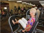 View larger image of Exercise room at GOOD LIFE RV RESORT image #6