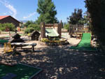 View larger image of Miniature golf course at JELLYSTONE RV PARK image #4