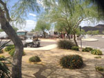 View larger image of RVs and trailers at PLEASANT HARBOR MARINA  RV RESORT image #2