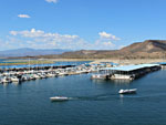 View larger image of Boats docked in the harbor at PLEASANT HARBOR MARINA  RV RESORT image #5