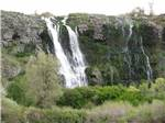 View larger image of Playground with swing set at HAGERMAN RV VILLAGE image #3