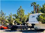 View larger image of Trailers camping at ARIZONA CHARLIES BOULDER RV PARK image #4