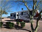 View larger image of Trailer camping at COTTON LANE RV RESORT image #9