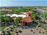 View larger image of Magnificent aerial view at PUEBLO EL MIRAGE RV  GOLF RESORT image #12