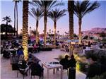 View larger image of Tennis court at GOLD CANYON RV  GOLF RESORT image #5