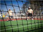 View larger image of People playing tennis at GOLD CANYON RV  GOLF RESORT image #12