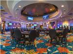 View larger image of Casino at PARAGON CASINO RV RESORT image #11