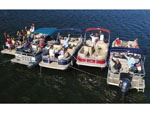 View larger image of Campers boating at NATURES RESORT image #12