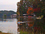 View larger image of Lake view at YOUNGS LAKESHORE RV RESORT image #3