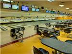View larger image of Bowling alley at GOLD DUST WEST CASINO  RV PARK image #4