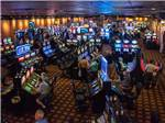 View larger image of Inside casino at GOLD DUST WEST CASINO  RV PARK image #8