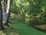 View larger image of River view at CREEKWOOD FARM RV PARK image #6