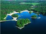 View larger image of RV camping at POINT SEBAGO RESORT image #1