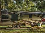 View larger image of RVs camping at BIG CYPRESS RV RESORT  CAMPGROUND image #1