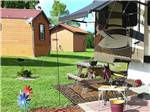 View larger image of RVs and trailers at campgrounds at BIG CYPRESS RV RESORT  CAMPGROUND image #3