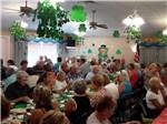 View larger image of Saint Patricks day at YANKEE TRAVELER RV PARK image #7